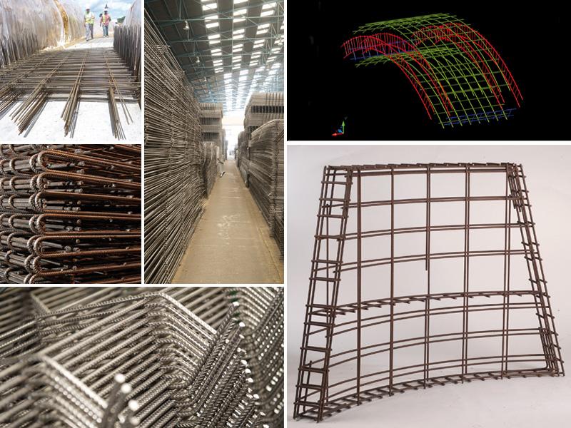 bureau d 39 tudes sotralentz construction fabricant de treillis soud s. Black Bedroom Furniture Sets. Home Design Ideas