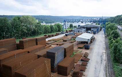 2003 Sülzle Stahlhandel GmbH Pforzheim