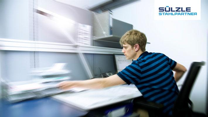 Stellenangebot: Mitarbeiter Disposition bei Sülzle Stahlpartner in Dornstetten