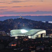 The new Stade Vélodrome