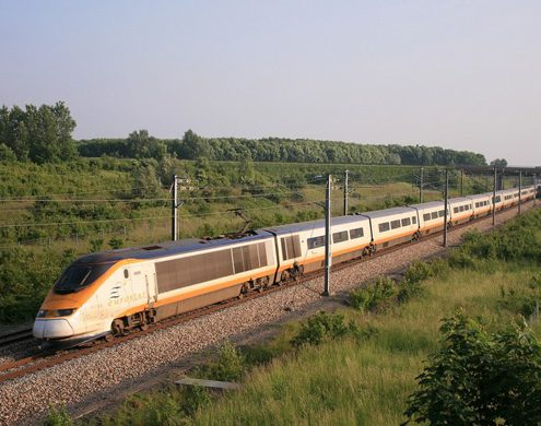 Eurotunnel: delivery of special wire mesh panels
