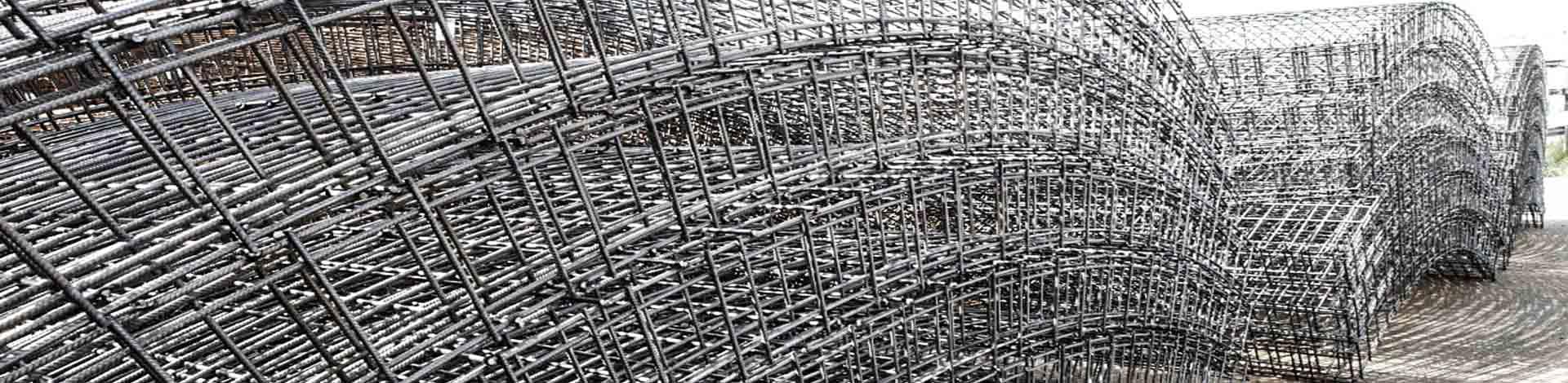 Tübbings, Coils, Stäbe und mehr von Sotralentz Construction