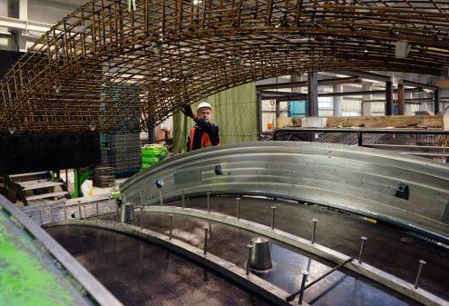 SOTRALENTZ CONSTRUCTION: Beteiligt am Boßlertunnel