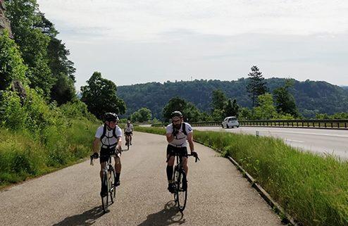 Unsere Fahrradtour