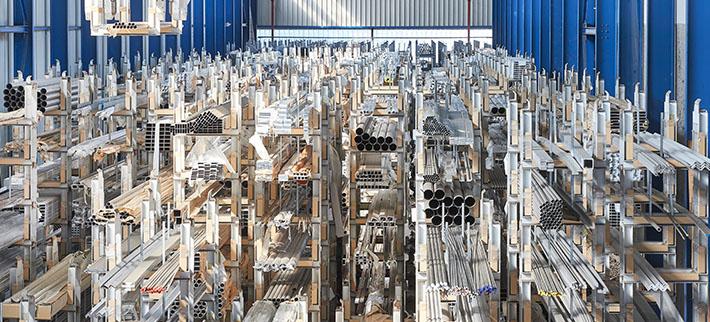 Stahlhandel mit SÜLZLE