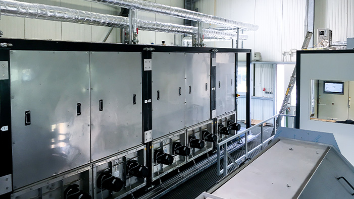 SÜLZLE KLEIN delivers Compact-Dry 2-3