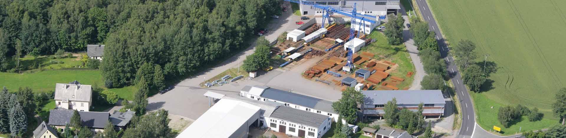 Stahlhandel bei SÜLZLE Stahl Ehrenfriedersdorf