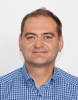 Standortleiter von SÜLZLE Stahlpartner in Denkendorf: Uwe Köber