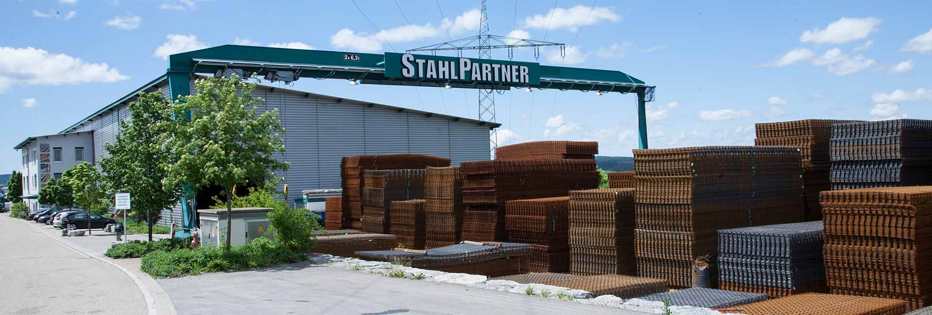Die SÜLZLE Stahlpartner Niederlassung in Dornstetten