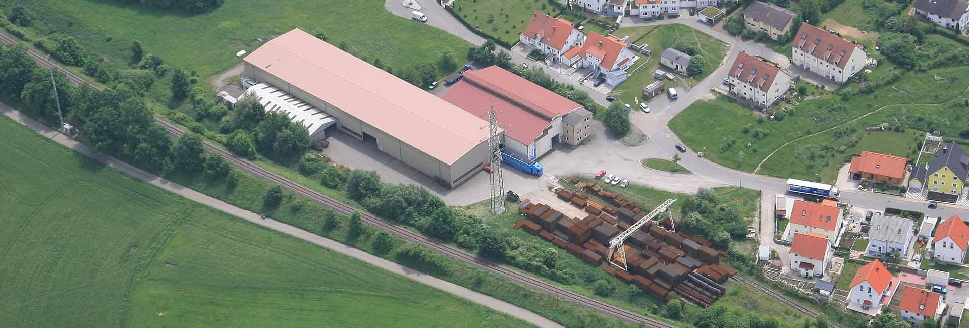 Die SÜLZLE Stahlpartner Niederlassung in Dußlingen