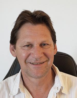 Betriebsleitung in Schwendi: Joachim Schanz