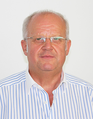 Standortleitung in Pforzheim: Dieter Zundel
