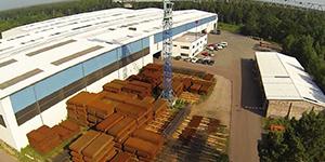 Die Sülzle Stahlpartner-Niederlassung in Dessau-Roßlau