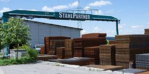 Die Sülzle Stahlpartner-Niederlassung in Dornstetten