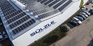 The SÜLZLE Stahlpartner headquarters in Rosenfeld