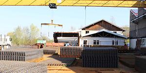 Die Sülzle Stahlpartner-Niederlassung in Schwendi