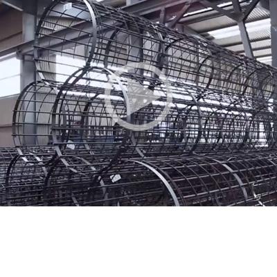 Bohrpfähle für Schlitzwände von SÜLZLE Stahlpartner