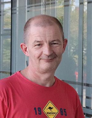 Arbeitsvorbereitung in Stockach: Christoph Schuhen