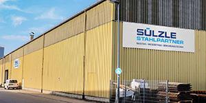 Die Sülzle Stahlpartner-Niederlassung in Stockach