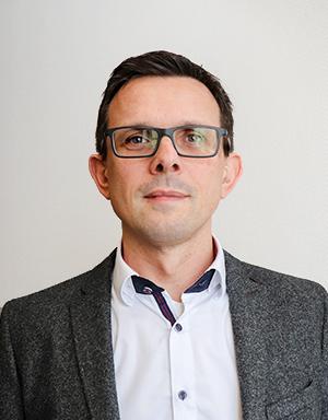 Niederlassungsleitung Dornstetten: Andreas Merkert