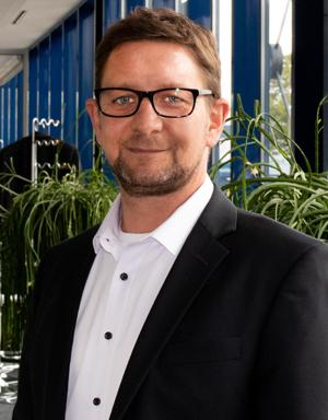 Herr Weissgerber: SÜLZLE Stahlpartner Niderlassungsleiter in Stockach