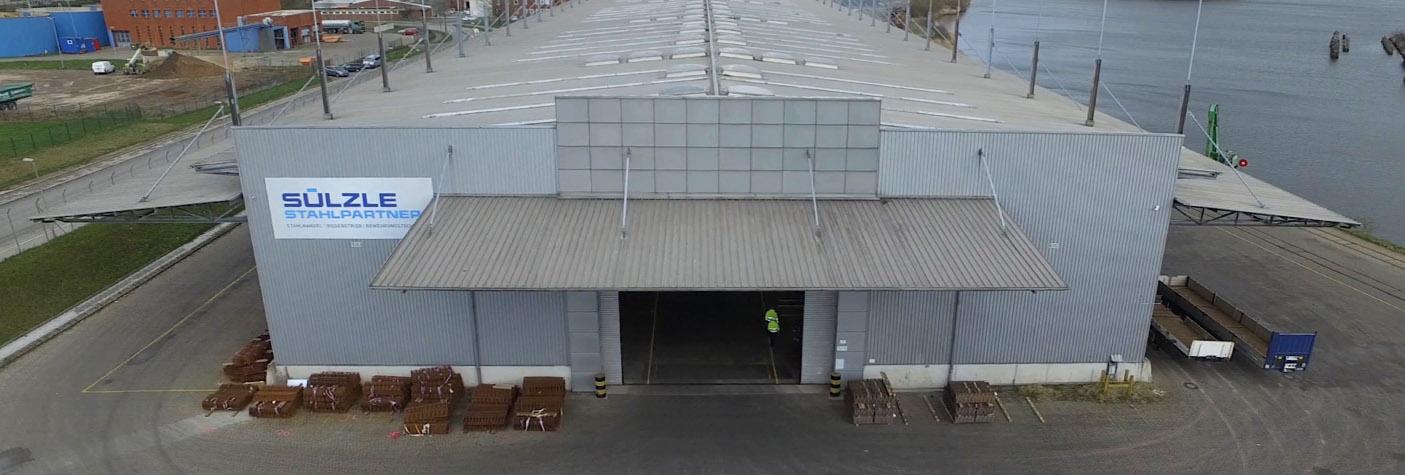 SÜLZLE Stahlpartner Niederlassung Lübeck: Die Biegerei der Zukunft