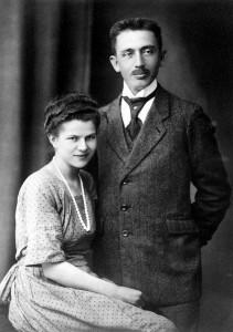 1922 Wilhelm Karl Sülzle heiratet Maria Schneider