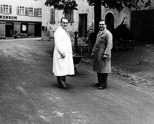 1953 Heinrich Blickle & Helmut Sülzle