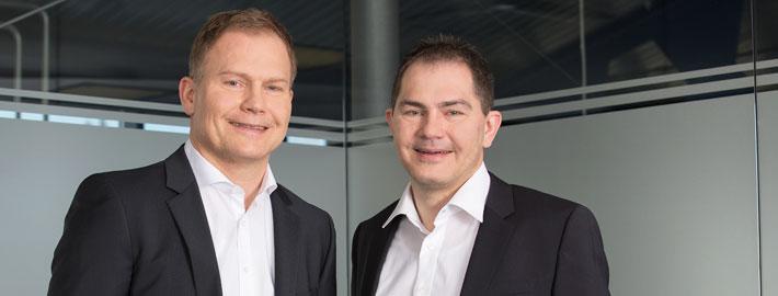 Heinrich und Andreas Sülzle