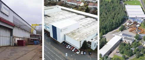 Neue Standorte und Firmen in der SÜLZLE Gruppe