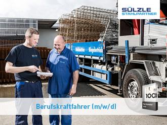 Berufskraftfahrer Lübeck