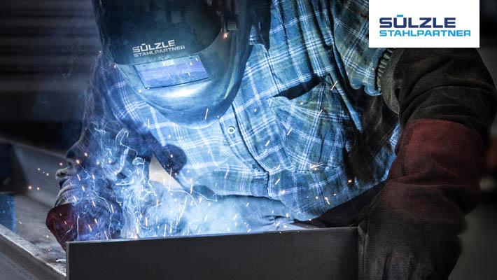 SÜLZLE Stahlpartner sucht ab sofort einen Schlosser (M/W) für den Standort Dessau-Roßlau