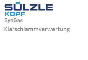 SÜLZLE KOPF SynGas: KLärschlammverwertung aus Tübingen