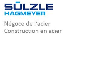 SÜLZLE Hagmeyer: Négoce de l'acier et construction en acier