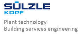 SÜLZLE KOPF plant technology and building services engineering from Sulz am Neckar