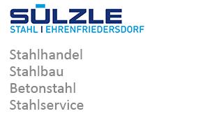 SÜLZLE Stahl Ehrenfriedersdorf: Stahlhandel, Stahlbau, Betonstahl und Stahlservice