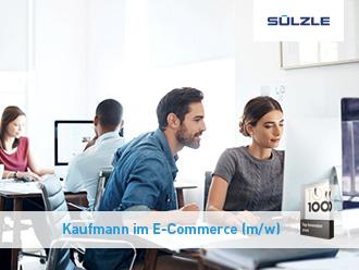 Ausbildung zum Kaufmann im E-Commerce: bei SÜLZLE Stahlpartner in Rosenfeld
