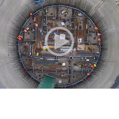Für den Bau des 246 Meter hohen Testturms des Aufzugherstellers ThyssenKrupp Elevator in Rottweil liefert SÜLZLE Stahlpartner just-in-time 2.500 Tonnen Bewehrungsstahl und 2.250 Schraubverbindungen!
