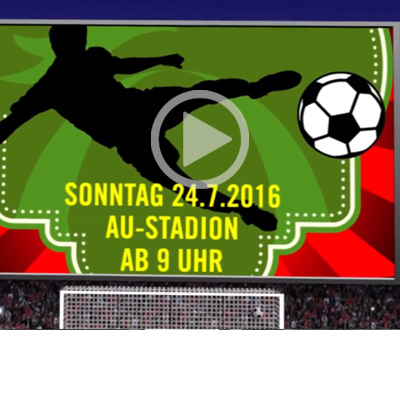 Trailer: TSG Erlebnistag & SÜLZLE Cup 2017