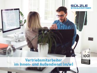 VERTRIEBSMITARBEITER IM INNEN- UND AUSSENDIENST (M / W) in Seelze