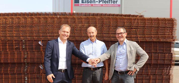 Neuer Standort für SÜLZLE Stahlpartner in Stockach am Bodensee
