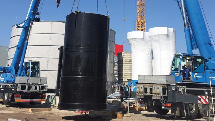 SÜLZLE Stahlpartner alle Stahlprofile und Bleche für den Anlagenbau